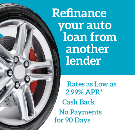 Refinance your auto loan